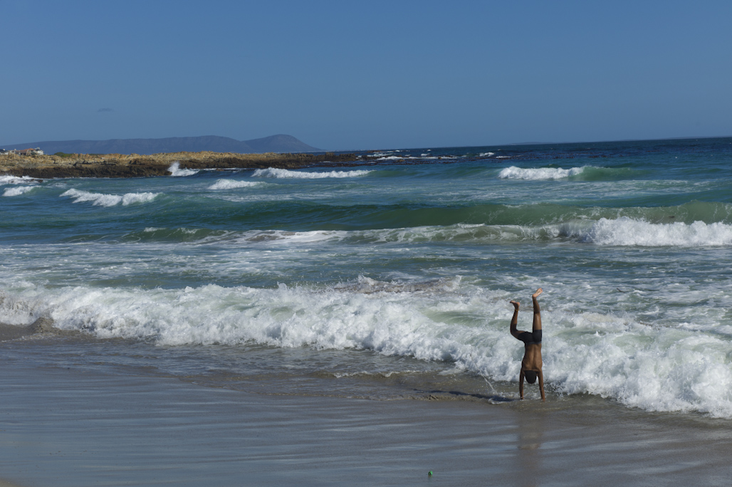 Western Cape,Onrus beach
